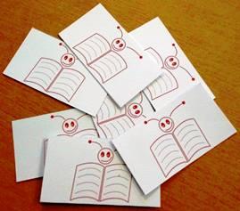 Ulustrační obrázek k akci Knihomolení