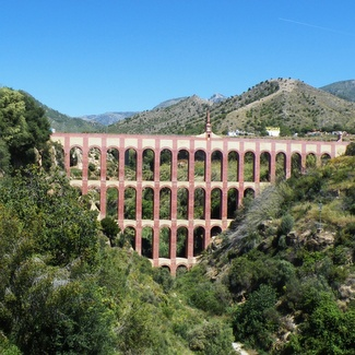 Ulustrační obrázek k akci Andalusie - velký okruh okolo Sierry Nevady
