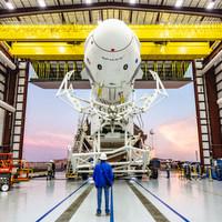 Ulustrační obrázek k akci SpaceX - historie, současnost i budoucnost