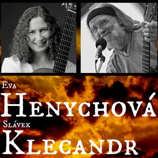 Ulustrační obrázek k akci Eva Henychová a Slávek Klecandr